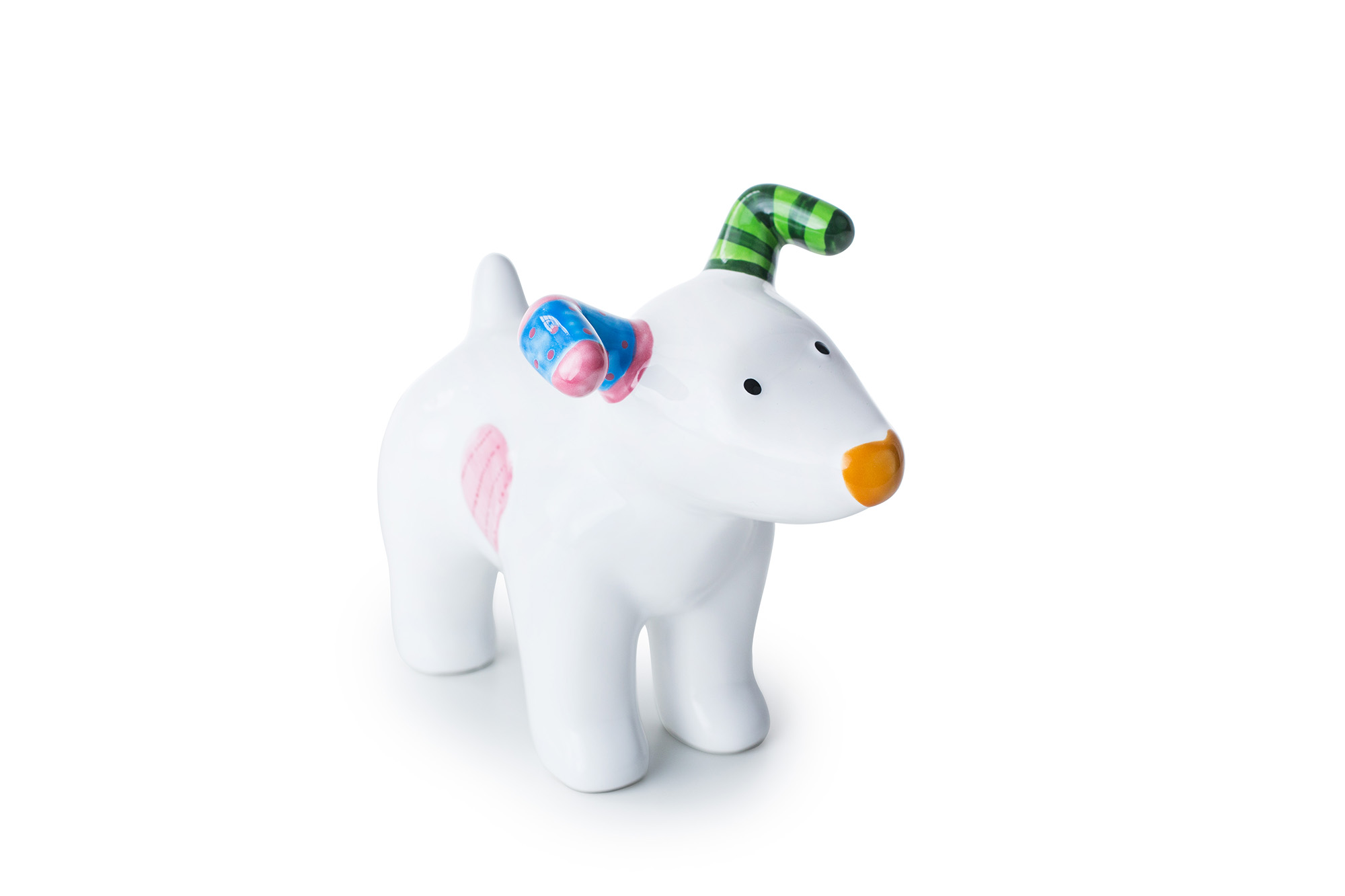 The Snowdog Classic Collectable Figurine