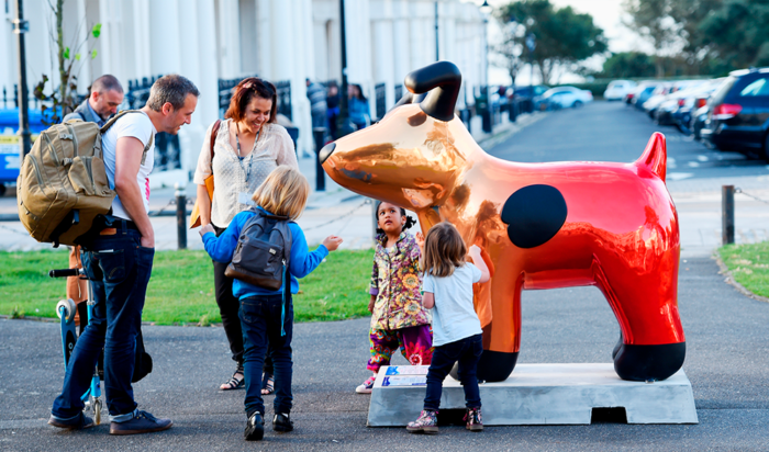 Snowdogs by the Sea Festive Farewell Event