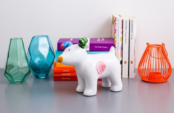 The Snowdog Classic Figurine